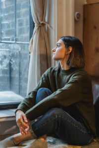 Woman's mood influenced by her immune system